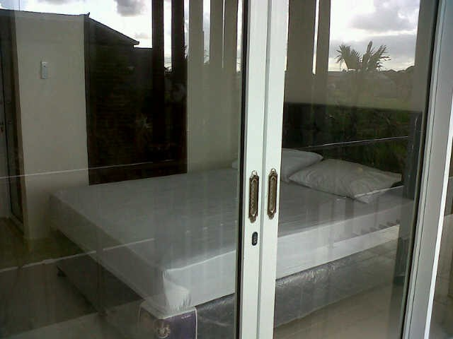Bedroom - Glass Door
